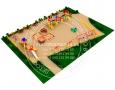 Детские игровые площадки.