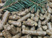Пеллеты топливные сосна