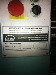 Продам:   Печатную,  офсетную,  1 красочную,  машину Man Roland Praktika
