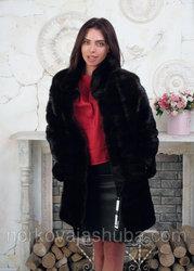 Женская шуба норковая френч размер 40 42 44 распродажа