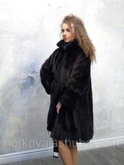 Роскошная норковая шуба махаон 44 46 размеры распродажа