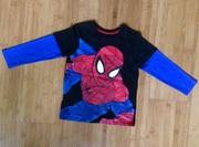 Продам футболку Bonprix Spider-Man,  с пауком размер 110-120