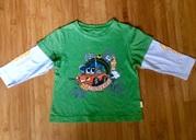 Продам футболку Bonprix для мальчика (с длинным рукавом)