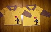 Продам футболку Bonprix для мальчика (с длинным рукавом).