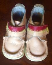 Продам ботиночки ShagoVita - Италия кожаные 19 размера