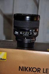 Продам объектив Nikon 85mm f/1.4D Nikkor,  новый,  коробочный комплект