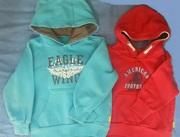 Пуловер,  худи,  толстовку с капюшоном  хлопок 100% для ребенка