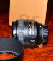 Nikon AFS Nikkor 85mm f/1, 8G
