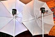 Мобильная фотостудия со вспышками YN560-III и штативами