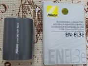 аккумулятор Nikon EN-EL3E