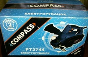 Продам Рубанок электрический Сompass РТ2744