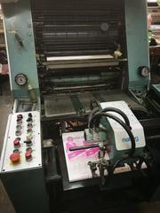 Продам:  Печатную,  офc.,  1 красочную,  машину Man Roland Praktika Pr 00