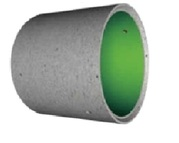 Труба бетонная ТС 240.20.1П (труба-оболочка),  продам