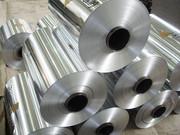 Фольга алюминиевая техническая 0, 007 мм,  продам