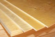 Фанера для мебели 12х1250х2500 мм,  влагостойкая