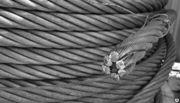 Трос стальной с ПВХ покрытием