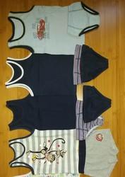 Комплект:майка с трусами Bon Prix для мальчика,  хлопок. 98-110