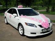 Свадебный автомобиль Toyota Camry Hybrid