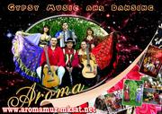 Ансамбль цыганской песни «АРОМА»